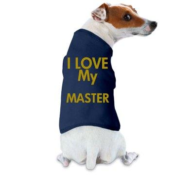 Modesty I love My Master