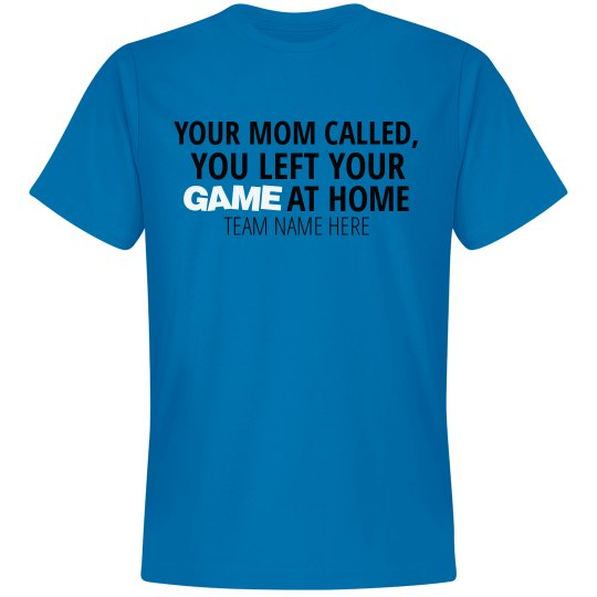 Mom Called Funny Custom Sports