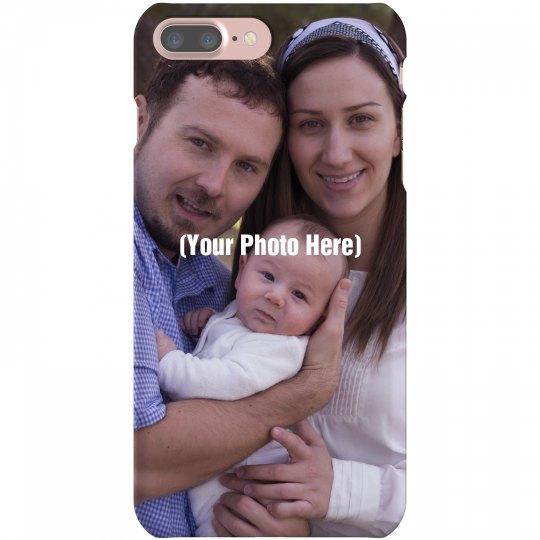 Mom Custom Photo iPhone 6 Case