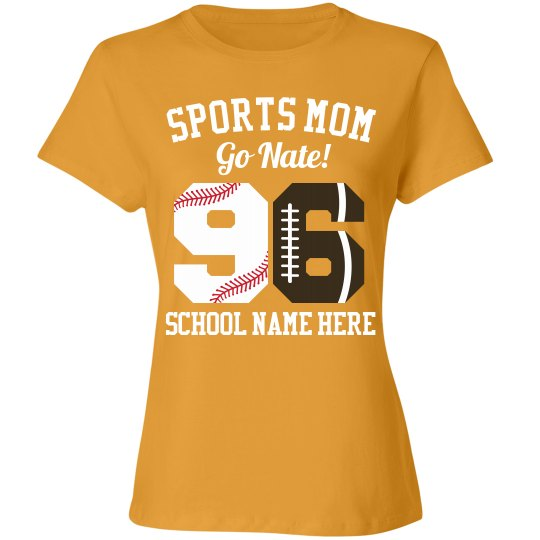 Mom of Many Sports