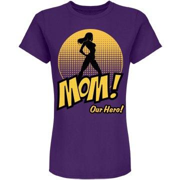 Mom the Superhero