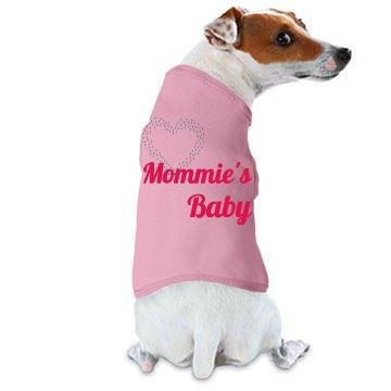 Mommie luvs you hoodie