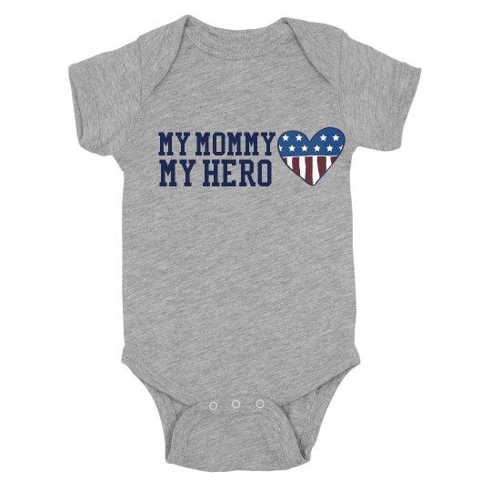Mommy Hero Onesie