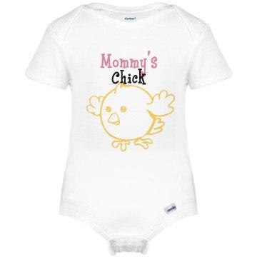 Mommy's Chick Onesie