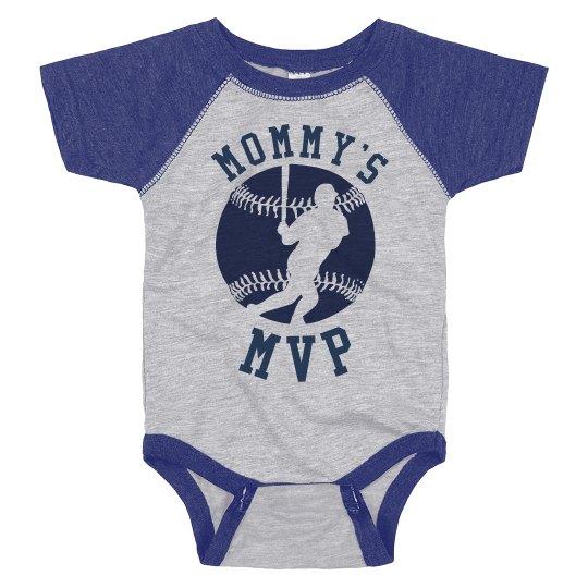 Mommy's Custom Baseball MVP
