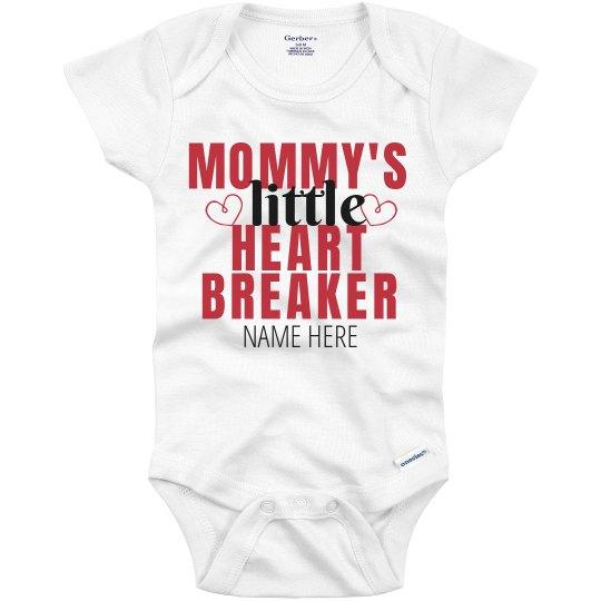 Mommy's Custom Heart Breaker