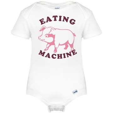 Mommy's Eating Machine