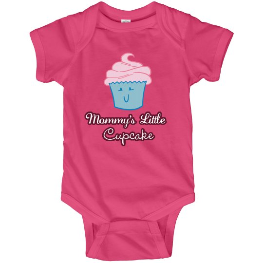 Mommy's Little Cupcake Onesies