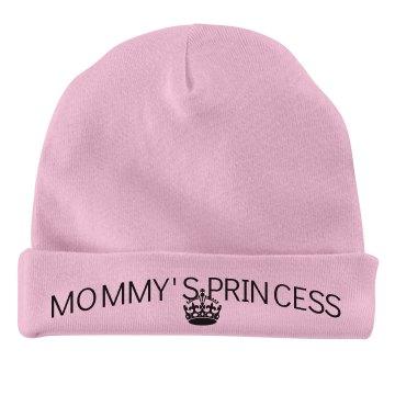 """Mommy's Princess"" Beanie"
