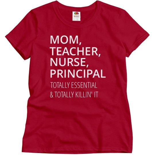 Mom's A Superhero & Killing It