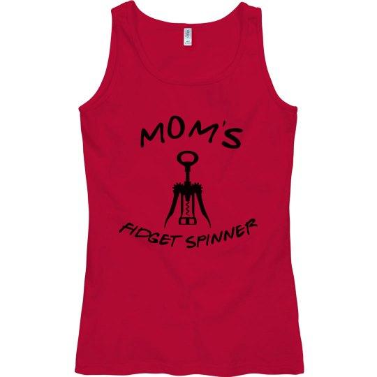 Mom's fidget spinner