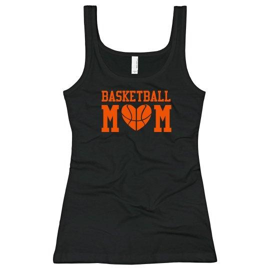Mom's For Basketball