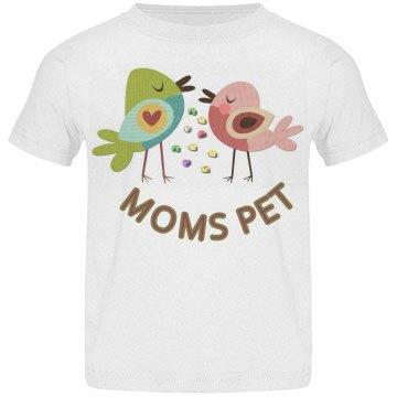 Moms Pet Tee