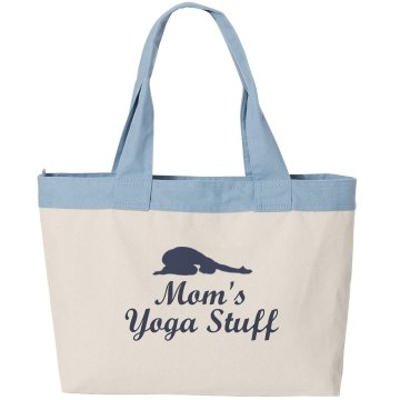 Mom's Yoga Bag
