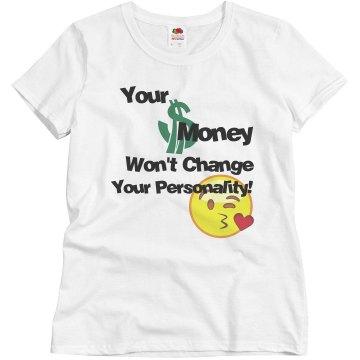 Money/Personality