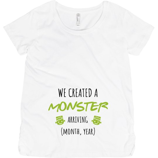 Monster Baby Arrival Date Top