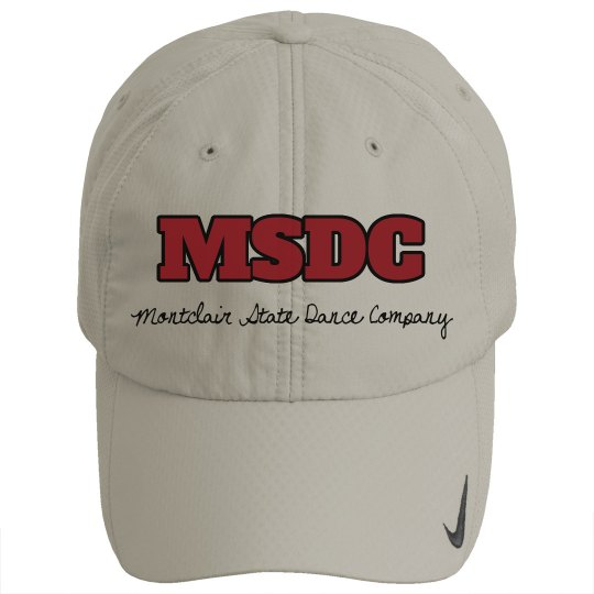 Montclair State Dance Company Hat