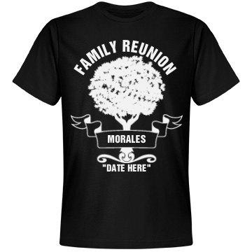 Morales Family Reunion