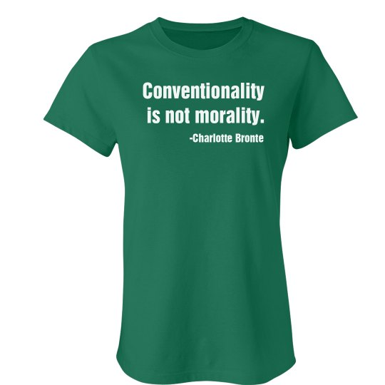 Morality Quote