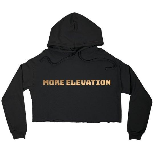 More Elevation- Gold