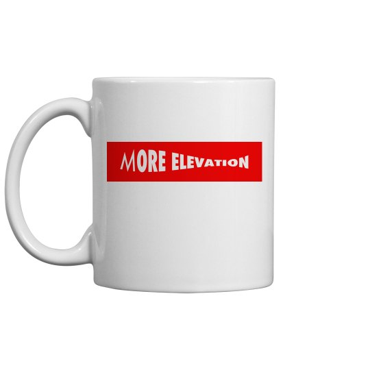 More Elevation Mug