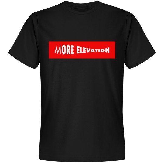 More Elevation Tee