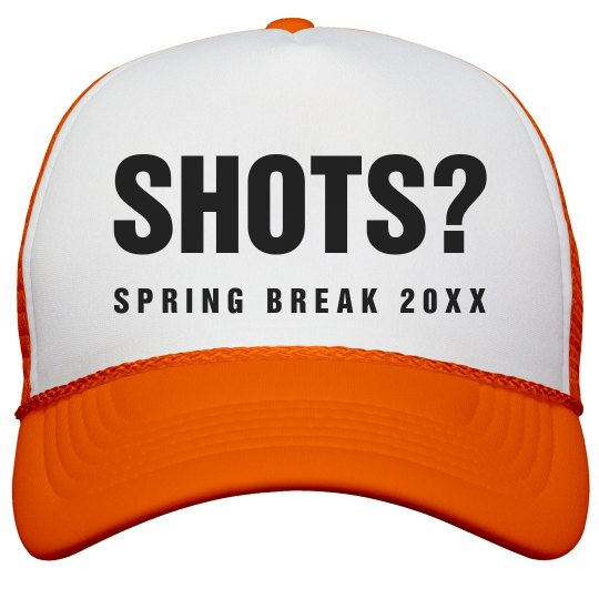 More Shots Spring Break