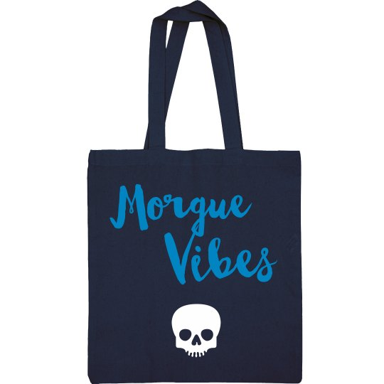 Morgue Vibes Tote
