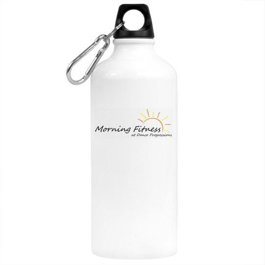 Morning Fitness Water Bottle