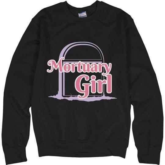 Mortuary Girl Sweatshirt