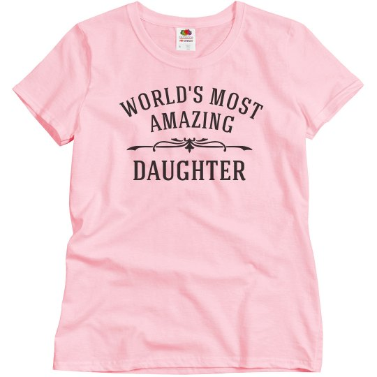 Most amazing Daughter