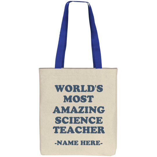 Most Amazing Science Teacher Gift
