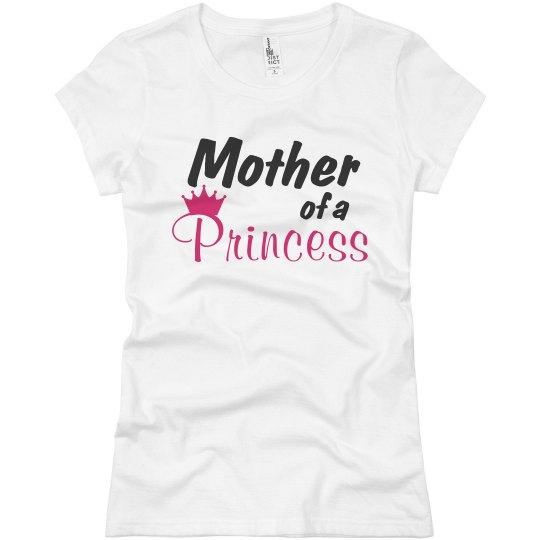 Mother of a princess