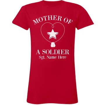 Mother of a Soldier
