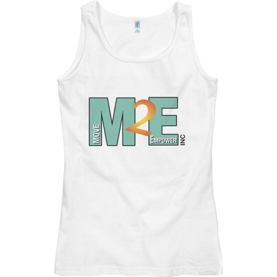 Move To Empower Ladies Semi-Fitted Basic Promo Tank
