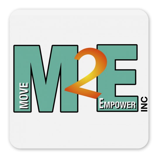 Move To Empower Logo Magnet