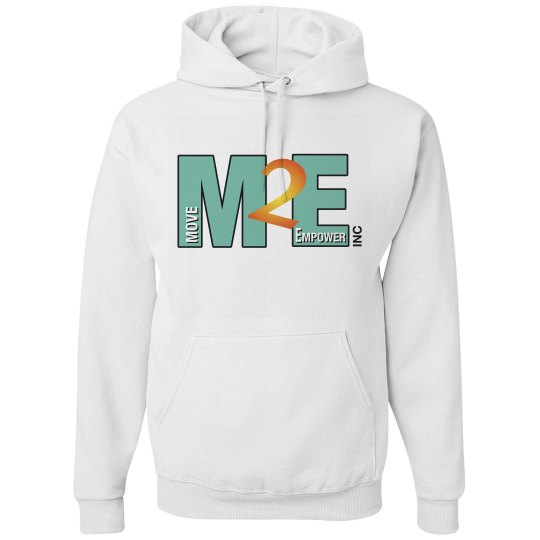Move To Empower Unisex Hooded Sweatshirt