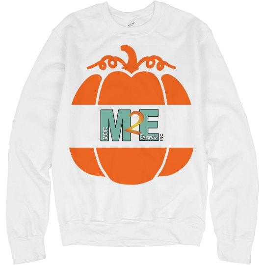 Move To Empower Unisex Pumpkin Halloween Classic Logo