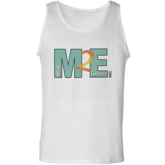 Move To Empower Unisex Tank Top