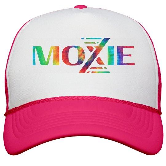moxie tie dye hat