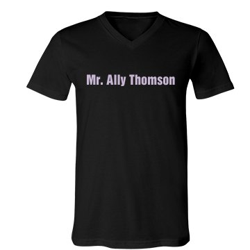 Mr. Ally Thompson