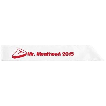 Mr. Meathead Sash