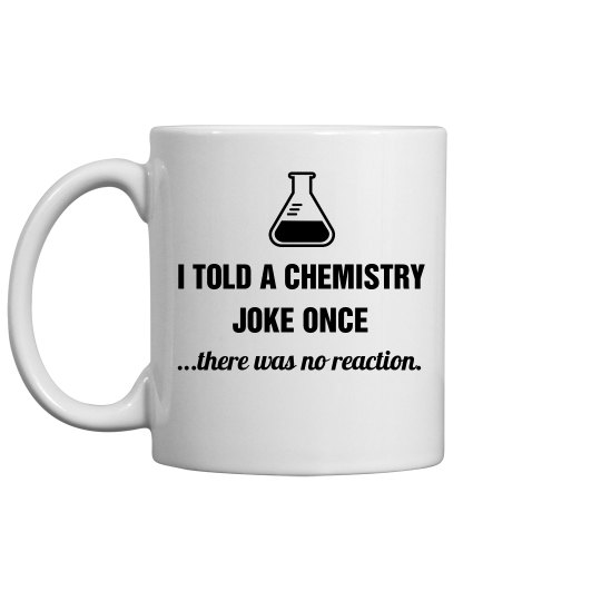 Mr. Myers Chemistry Joke