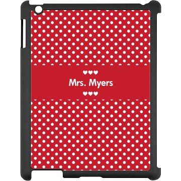 Mrs. Myers Hearts