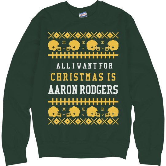 Mrs. Rodgers Ugly Sweater