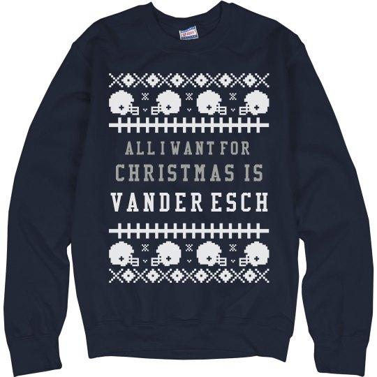 Mrs. Romo Ugly Sweater
