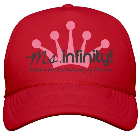 MS. INFINITY Logo Hat (V1)