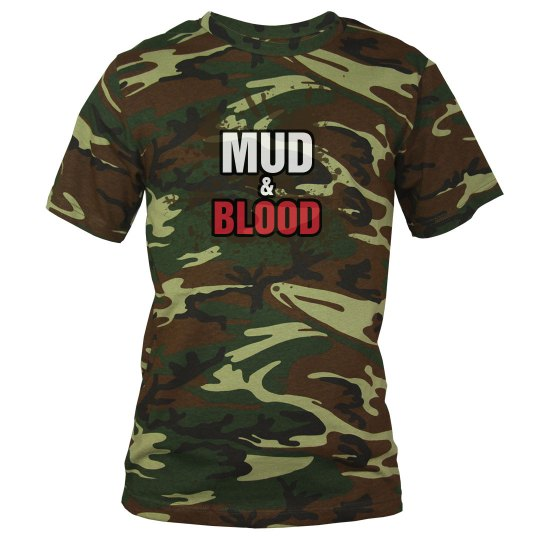 Mud & Blood Mud Run Team