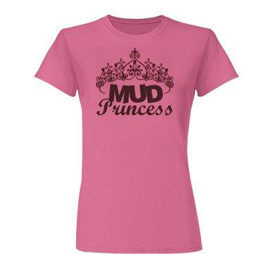 Mud Run Princess