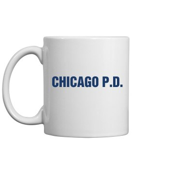 MUG CHICAGO PD